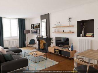 Vente appartement Villefranche sur Saône  - photo